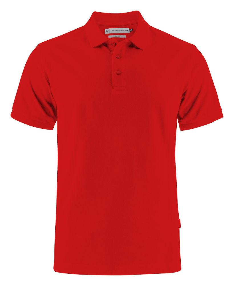 James Harvest - Poloshirt Neptune Regular