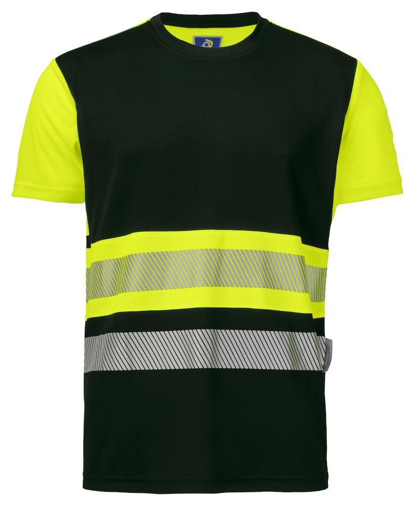 ProJob - T-Shirt EN ISO 20471 KLASSE 1
