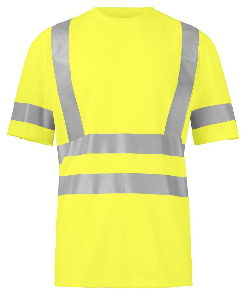 ProJob - T-Shirt EN ISO 20471 KLASSE 2/3