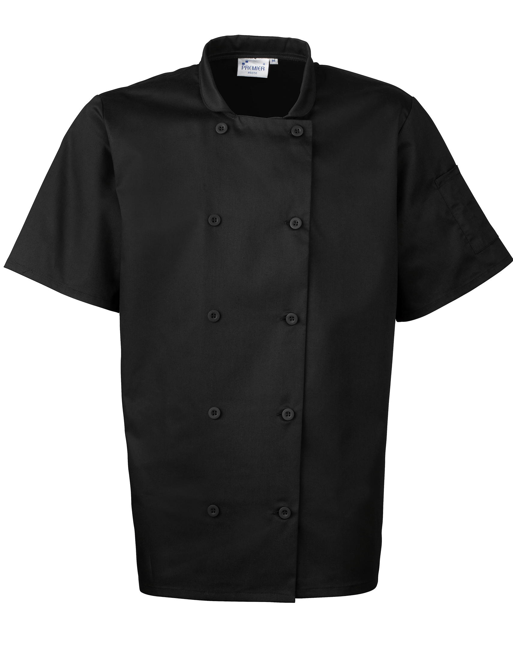 Premier - Short Sleeve Chef´s Jacket