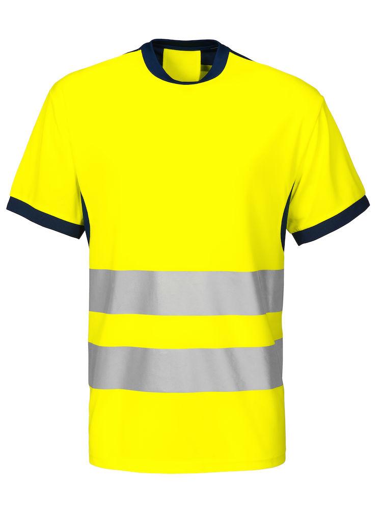 ProJob - T-Shirt EN ISO 20471 KLASSE 2