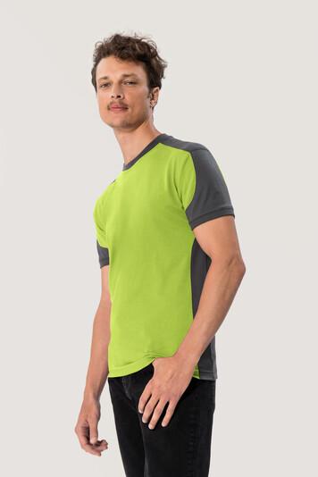 HAKRO - T-Shirt Mikralinar® Contrast