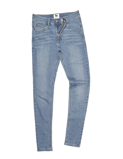 SoDenim - Lara Skinny Damen-Jeans