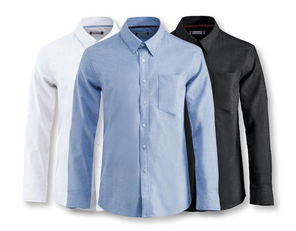 Clique - Oxford Hemd Oxford