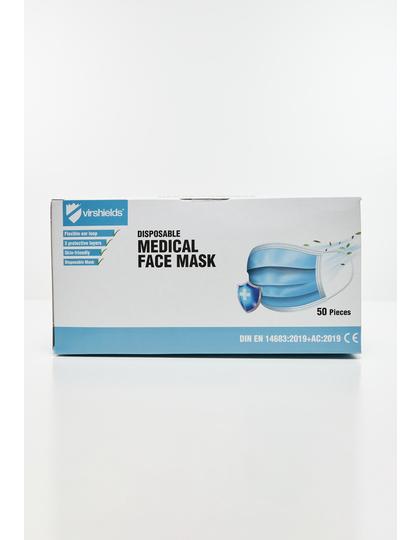virshields - Medical Face Mask Typ IIR (50er Pack)