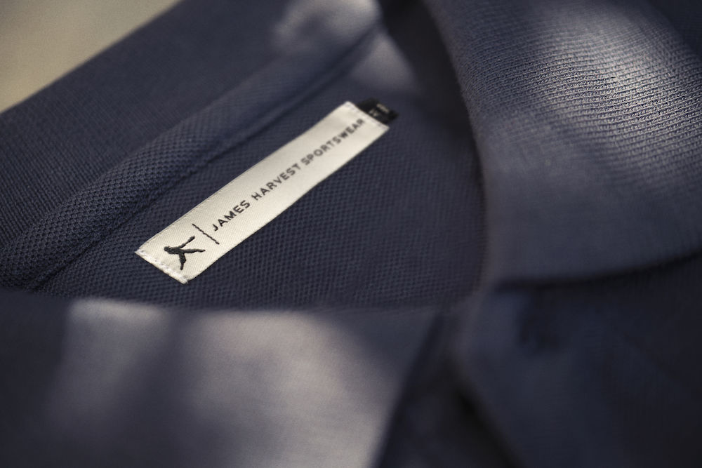 James Harvest - Poloshirt Neptune Modern