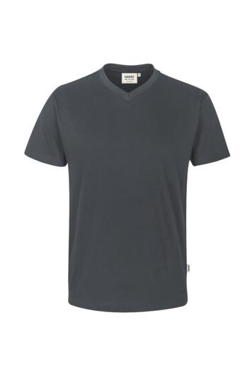 HAKRO - T-Shirt Classic V-Neck